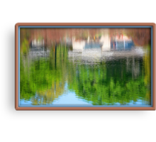 Spring  Reflection Canvas Print