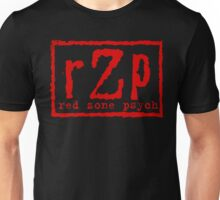 Red Zone Psych Unisex T-Shirt