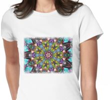 Jelly Beans and Peeps Womens Fitted T-Shirt