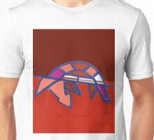Yoga turtle Unisex T-Shirt