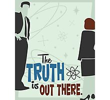 The Truth is Out There Photographic Print