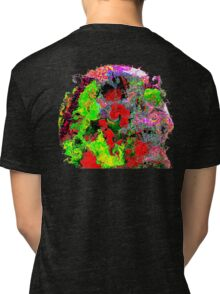 Screaming Skull Tri-blend T-Shirt