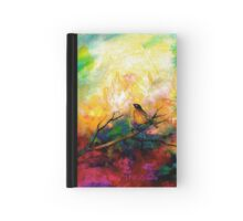 The Heart Knows.... Hardcover Journal