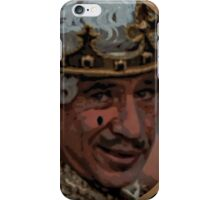 Its Good To Be the King - Mel Brooks iPhone Case/Skin
