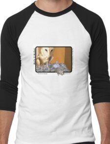 The Great Escape Men's Baseball ¾ T-Shirt