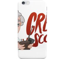 GREAT SCOTT! iPhone Case/Skin