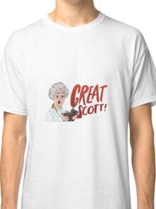 GREAT SCOTT! Classic T-Shirt