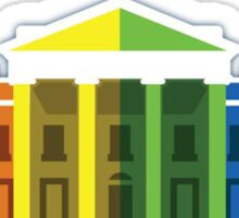 White House Pride  Sticker