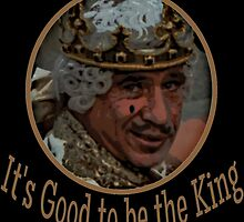 Mel Brooks - Good to be King by highbankspro