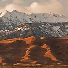 Great Sand Dunes National Park by Gary Lengyel