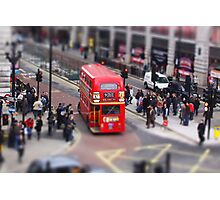 Toy Town London 2 Photographic Print