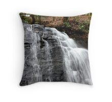 Juney Whank Falls_3 Throw Pillow