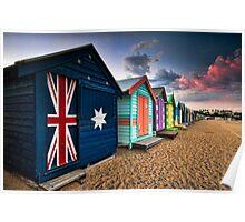 Brighton Beach Box Poster