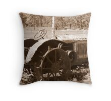 Days Gone By... Throw Pillow