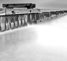 Dusk at Mentone Pier #2 by Jason Green
