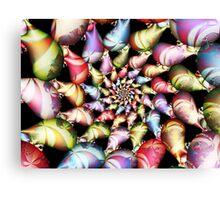 Easter Wreath Canvas Print
