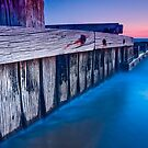 Dusk at Mentone Pier #3 by Jason Green