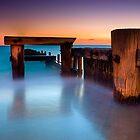 Dusk at Mentone Pier #4 by Jason Green