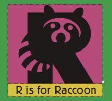 Raccoon Baby Tee