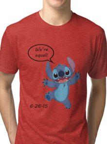 6.26 is Equal Tri-blend T-Shirt