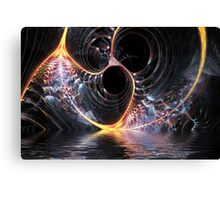 With Jupiter In Mind Canvas Print