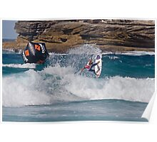 Bondi Surf Sho Poster
