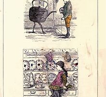 The Little Folks Painting book by George Weatherly and Kate Greenaway 0171 by wetdryvac