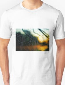 Fiery Web Unisex T-Shirt