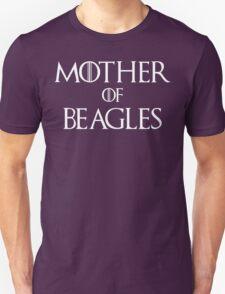 Mother of Beagles T Shirt Unisex T-Shirt