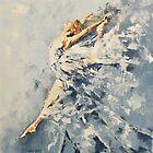 Celestial dance by Violeta Oprea