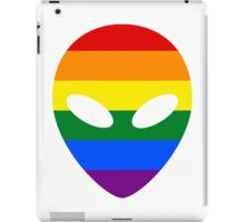 Gay Alien iPad Case/Skin