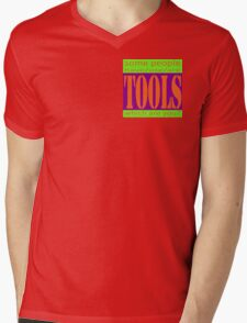 TOOLS:  POCKET Mens V-Neck T-Shirt
