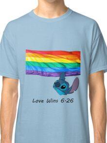 6.26 Love Wins Classic T-Shirt