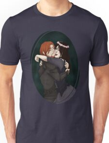 TES: Brynjolf and his little Protege Unisex T-Shirt