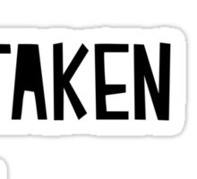 Dating Tatiana Sticker