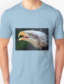 Alaskan Bald Eagle Unisex T-Shirt
