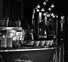 Black and White Lit Up by Jen Waltmon