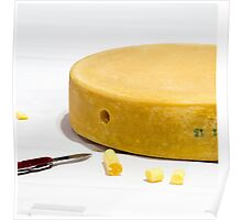 World cheese championships Poster