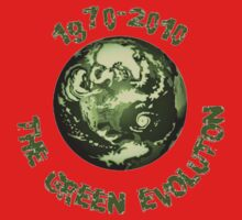 Earth Day 1970-2010 Kids Clothes