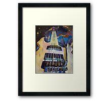Stellar Rift Framed Print