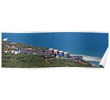 2010 Rip Curl Pro wows the crowd Poster