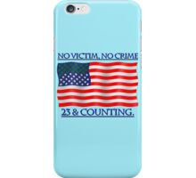 23 & Counting. iPhone Case/Skin