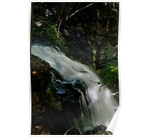 Clay Brook Cascades  Poster