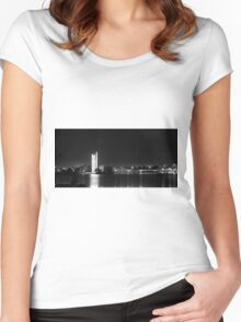 Carillion, Canberra, Australia Women's Fitted Scoop T-Shirt