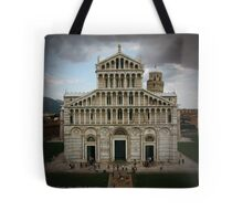 Faith by Numbers Tote Bag