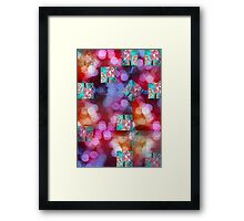 Abstract Composition – April 3, 2010 Framed Print