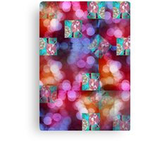 Abstract Composition – April 3, 2010 Canvas Print