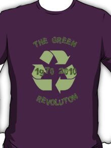 30 Years of The Green Revolution T-Shirt