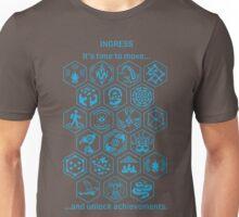 IngressBlueAchievements Unisex T-Shirt