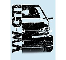 vw gti Photographic Print